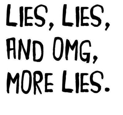 Life Lessons: 16 – One Lie Lea...