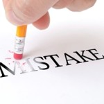 Life Lessons: 17 – Mistakes are a Part of Life